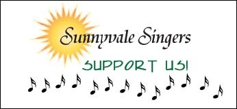 Donate to Sunnyvale Singers